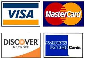 credit card logos icon