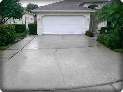 Pressure Washing Tarpon Springs Driveways Plus Pressure